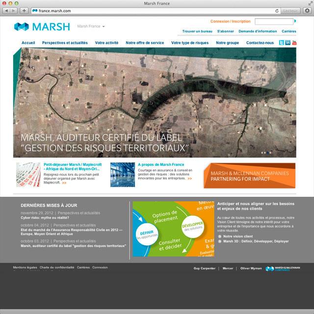 Site Marsh.fr v4